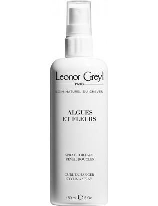 Spray algues et fleurs