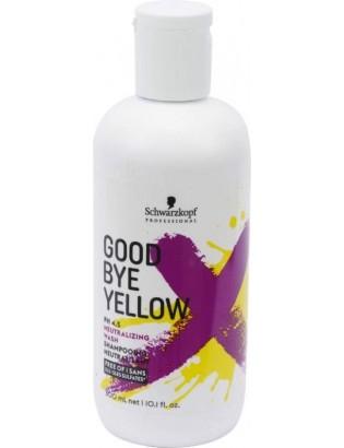 Good bye yellow